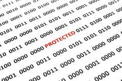 Data protection concept Stock Photos