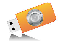 Data Protection Icon Stock Photography