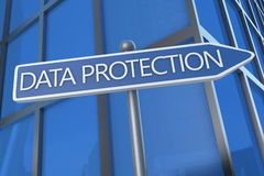 Data Protection Royalty Free Stock Images