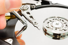 Data repair Royalty Free Stock Images