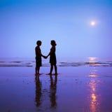 Data romantica immagini stock libere da diritti