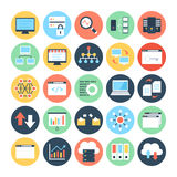Data Science Vector Icons 2 Stock Photos