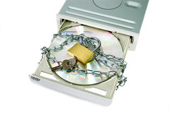 Data security_1 Stock Image