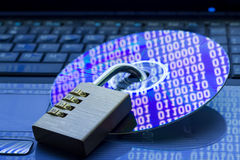 Data security Stock Image