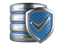 Data security concept. Royalty Free Stock Images