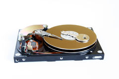 Data security -  Hard disc Stock Photography