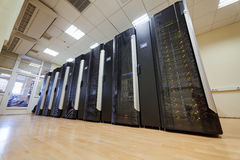 Data servers Royalty Free Stock Images