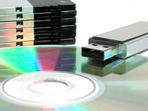 Data storage Stock Image