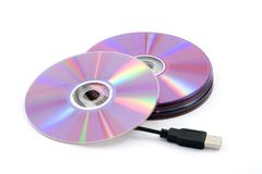 Data storage Royalty Free Stock Images