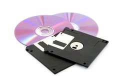 Data storage Royalty Free Stock Photos