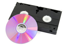 Data storage Royalty Free Stock Photo