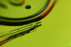 DATA storage Stock Photography