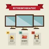 data storage design Royalty Free Stock Photo