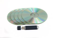 Data storage device Stock Photo