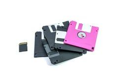 Data storage Stock Photos