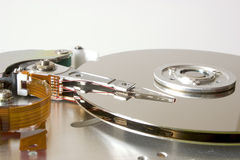 Data Storage Hard Drive Stock Photography