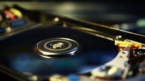 Data Storage Technology stock footage