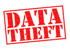 DATA THEFT Stock Images