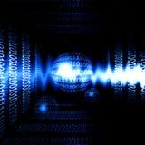 Data transmission Stock Image