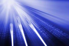 Data transmission Royalty Free Stock Image