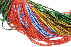 Data transmission in telecommunication networks Stock Photography