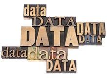 Data uttrycker abstrakt begrepp Royaltyfria Foton