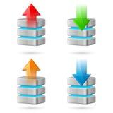 Database Royalty Free Stock Photos