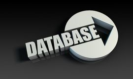 Database Royalty Free Stock Image