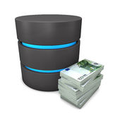 Database Euro Stock Photo