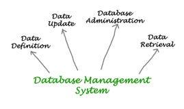 Database Management System Royalty Free Stock Images
