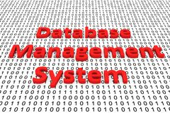 Database management system Stock Photos