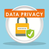 Database security system Royalty Free Stock Photo