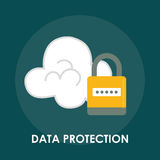 Database security system Royalty Free Stock Images