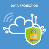 Database security system Stock Photography