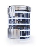 Database server Royalty Free Stock Photography