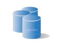 Database / Storage Stock Image