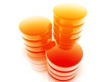 Database Storage Stock Photo