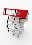 Database storage concept. Royalty Free Stock Photo