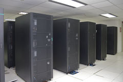 datacenter Fotografia Stock