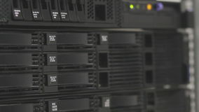 Datacenter stock footage