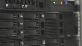 Datacenter stock footage