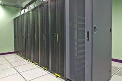 datacenterlokal royaltyfria foton