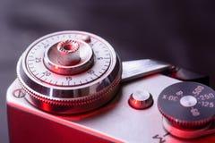 Datail d'appareil-photo analogue de photo photo libre de droits