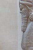 Arte mesopotamiana immagine stock libera da diritti