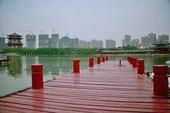 Tang Paradise royalty free stock photography