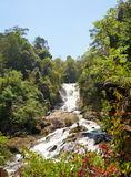 Datanla-Wasserfall. DA-Lat. Vietnam. Im März 2013. Stockfoto