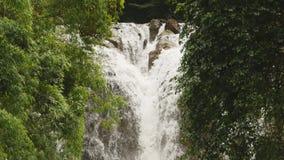 Datanla-Wasserfall in DaLat, Vietnam stock footage