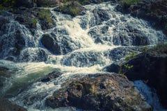 Datanla waterfall cascade Stock Image