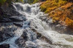 Datanla waterfall Royalty Free Stock Image