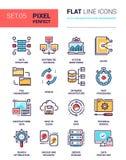 Dataorganisation och ledning Royaltyfri Foto